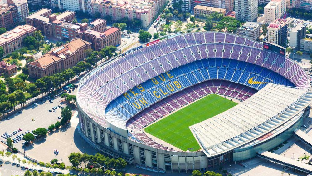parking en camp nou - barcelona - saba aparcamiento
