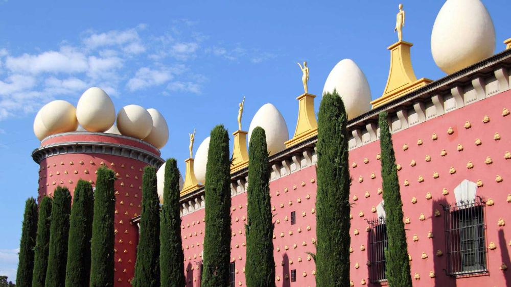 Museo Dali Figueres.Parking In Dali Museum Theatre Figueres Saba Parkings