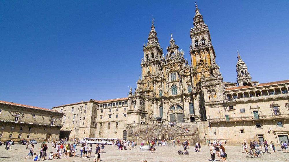 Parcheggio al Cattedrale di Santiago de Compostela - Santiago de Compostela  - Saba Parkings